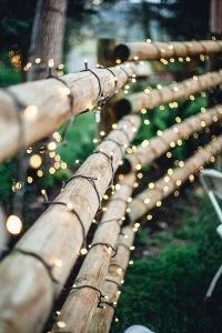 best outdoor solar fence lights